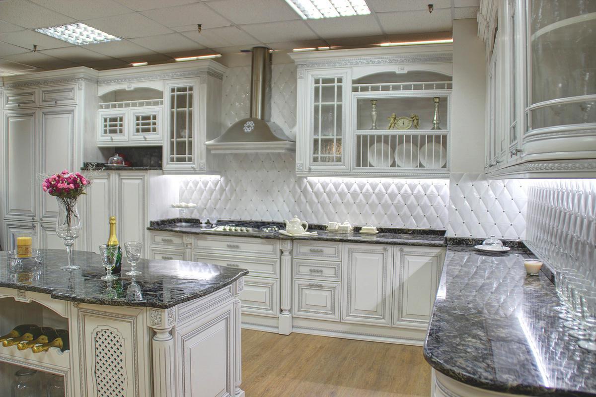 Фламиния кухня фото в интерьере